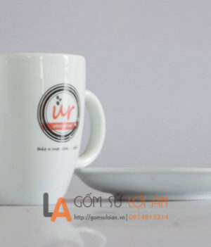 Cốc in logo Urban coffe