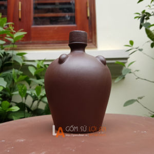 Nậm núm men thô 500ml